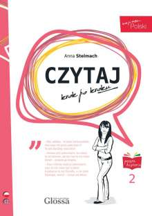 POLSKI krok po kroku, CZYTAJ 2 (A1). Lektüre und Übungen + Audios online, Buch