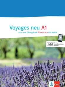 Voyages neu A1, Buch