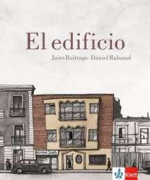 Jairo Buitrago: El edificio. Lektüre (Comic), Buch