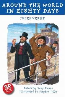 Jules Verne: Around the World in Eighty Days, Buch
