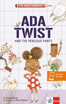 Andrea Beaty: Ada Twist, Buch