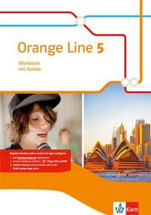 Orange Line 5. Workbook mit Audio-CD Klasse 9, Buch