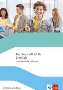 Trainingsheft Hauptschulabschlussprüfung Englisch. Hauptschule Nordrhein-Westfalen, Buch