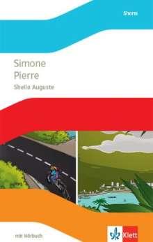 Sheila Auguste: Simone / Pierre, 1 Buch und 1 Diverse