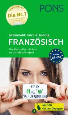 PONS Grammatik kurz & bündig Französisch, Buch