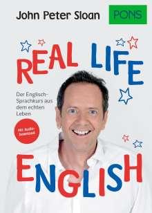 John Peter Sloan: PONS Real life English, Buch