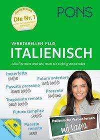 PONS Verbtabellen Plus Italienisch, Buch
