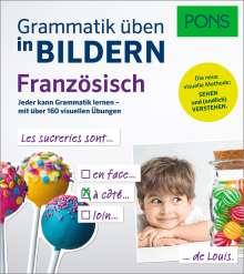 PONS Grammatik üben in Bildern Französisch, Buch