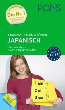 PONS Grammatik kurz & bündig Japanisch, Buch