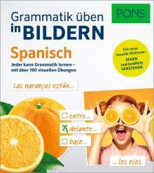 PONS Grammatik üben in Bildern Spanisch, Buch