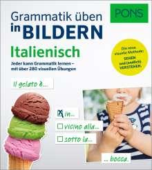 PONS Grammatik üben in Bildern Italienisch, Buch