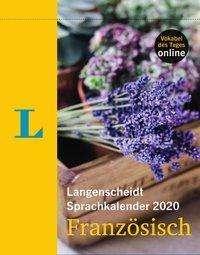 Langenscheidt Sprachkalender 2020 Französisch Abreißkalender, Diverse