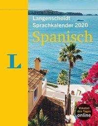 Langenscheidt Sprachkalender 2020 Spanisch - Abreißkalender, Diverse