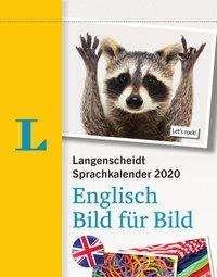 Langenscheidt Sprachkalender 2020 Englisch Bild für Bild - Abreißkalender, Diverse