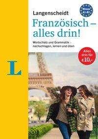 Langenscheidt Französisch - alles drin! - Basiswissen Französisch in einem Band, Buch