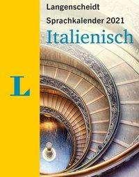 Langenscheidt Sprachkalender Italienisch 2021, Kalender