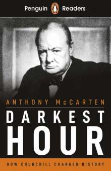 Anthony McCarten: Darkest Hour, Buch