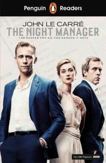 John le Carré: The Night Manager, Buch