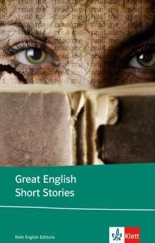 Roald Dahl: Great English Short Stories, Buch