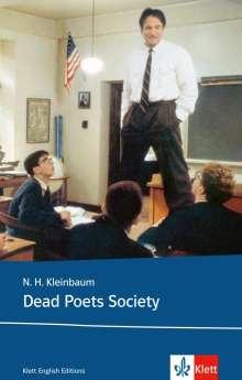 N. H. Kleinbaum: Dead Poets Society, Buch