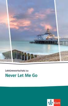 Lisa Stephan: Lektürewortschatz zu Never Let Me Go, Buch