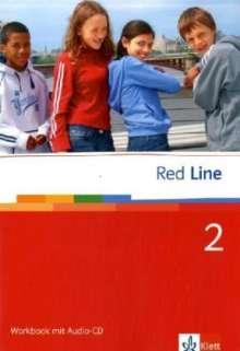 Red Line 2. Workbook mit CD, Buch