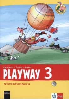 Playway ab Klasse 3. 3.Schuljahr. Activity Book mit Audio-CD, Buch