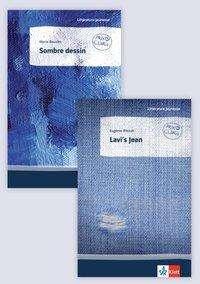 Marie Bouvier: Lavi's Jean / Sombre dessin, Buch