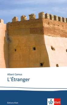 Albert Camus: L'étranger, Buch