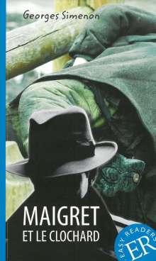 Georges Simenon: Maigret et le clochard, Buch