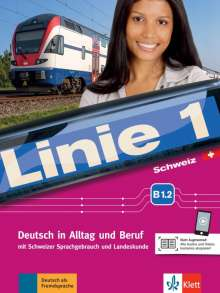 Stefanie Dengler: Linie 1 Schweiz B1.2, Buch