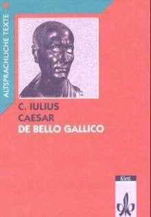 Gaius Julius Caesar: De bello Gallico 1, Buch