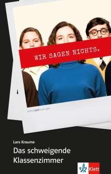 Lars Kraume: Das schweigende Klassenzimmer, Buch