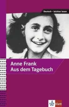 Anne Frank: Anne Frank - Aus dem Tagebuch, Buch