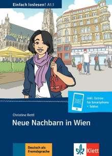 Christine Rettl: Neue Nachbarn in Wien, Buch