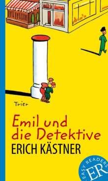 Erich Kästner: Emil und die Detektive, Buch