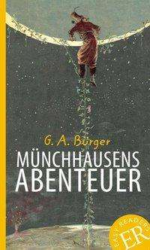 Gottfried August Bürger: Münchhausens Abenteuer, Buch