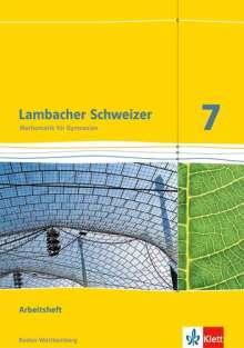 Lambacher Schweizer. 7. Schuljahr. Arbeitsheft plus Lösungsheft. Baden-Württemberg, Buch