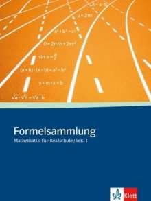 Formelsammlung Mathematik für Sekundarstufe I, Buch