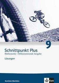 Schnittpunkt Mathematik - Differenzierende Ausgabe für Nordrhein-Westfalen. Lösungen 9. Schuljahr, Buch