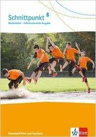 Schnittpunkt Mathematik 8. Differenzierende Ausgabe Rheinland-Pfalz und Saarland. Schülerbuch Klasse 8, Buch