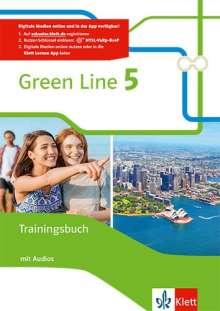 Green Line 5. Trainingsbuch mit Audio-CD. Klasse 9, Buch