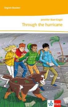 Jennifer Baer-Engel: Through the hurricane. 3. Lernjahr, Buch