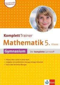KomplettTrainer Mathematik 5. Klasse Gymnasium, Buch