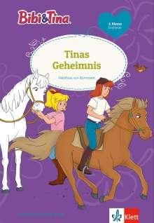 Matthias von Bornstädt: Bibi & Tina - Tinas Geheimnis, Buch