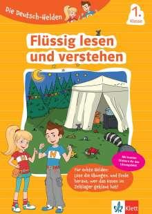 Die Deutsch-Helden Flüssig lesen und verstehen 1. Klasse, Buch