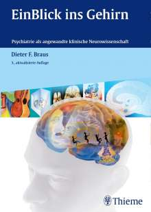 Dieter F. Braus: EinBlick ins Gehirn, Buch