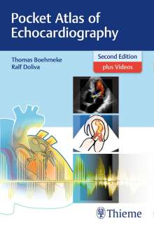 Thomas Böhmeke: Pocket Atlas of Echocardiography, Buch