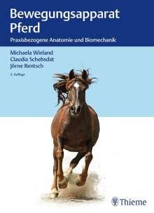 Michaela Wieland: Bewegungsapparat Pferd, Buch