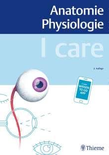 I care Anatomie Physiologie, 1 Buch und 1 Diverse